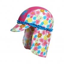 Playshoes καπέλο θαλάσσης - Flowers 461159