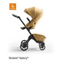 Stokke Xplory X παιδικό καρότσι - Golden Yellow 571405