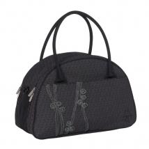 Lassig Shoulder bag τσάντα αλλαγής - Ribbon Black