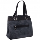 Lassig Tote τσάντα αλλαγής - Black