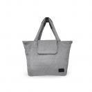 7AM τσάντα αλλαγής Capri - Heather Grey