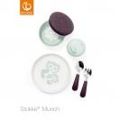 Stokke® Munch σετ φαγητού Everyday - Soft mint