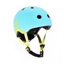 Scoot & Ride παιδικό κράνος - 96388 blueberry