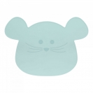 Lassig σουπλά από σιλικόνη S/S 2020 - Mouse Blue 1310034485
