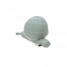 Lassig πλεκτή κουδουνίστρα - Snail green 1313008563