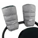 7AM σετ γάντια για το καρότσι - Heather Grey