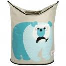 3 sprouts καλάθι για τα άπλυτα - Polar Bear