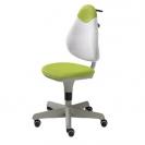 Paidi μαθητική καρέκλα γραφείου Pepe - άσπρο-πράσινο