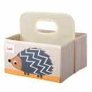 3 Sprouts τσάντα-θήκη για πάνες - Hedgehog