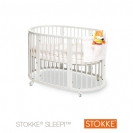 Stokke Sleepi βρεφικό κρεβάτι - White