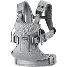 BabyBjörn μάρσιπος One Air 3D Mesh - Silver 098004
