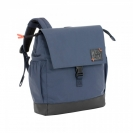 Lassig The Little One & Me Backpack Reflective - Navy 1103005431