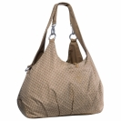 Lassig Shoulder bag τσάντα αλλαγής Gold label - Cognac
