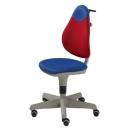 Paidi μαθητική καρέκλα γραφείου Pepe - κόκκινο-μπλε