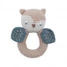 Sebra crochet κουδουνίστρα