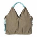 Lassig Green Label Neckline τσάντα αλλαγής - Taupe _ LNB681