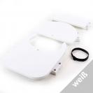 babybay® σετ μετατροπής σε κάθισμα φαγητού - White 100709