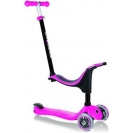 Globber πατίνι Go Up Sporty 4 in 1 - Pink 451-110-3
