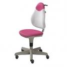 Paidi μαθητική καρέκλα γραφείου Pepe - άσπρο-ροζ
