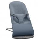 BabyBjörn ριλάξ Bliss - Dove blue, 3D Jersey 006031