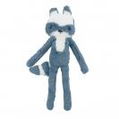 Sebra plush μαλακό παιχνίδι - Racoon Cloud blue 3001115