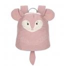 Lassig Tiny τσάντα πλάτης About Friends - Chinchilla
