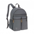 Lassig τσάντα αλλαγής πλάτης Urban backpack - 1103030236 Anthracite