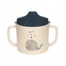 Lassig ποτηράκι με διπλό χερούλι - Little Water Whale 1310066452