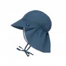 Lassig παιδικό καπέλο με προστασία λαιμού S/S 2020 - Navy blue 1433006473