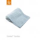 Stokke® κουβέρτα μουσελίνα - Blue Slate Sea