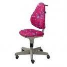 Paidi μαθητική καρέκλα γραφείου Pepe - Ροζ άλογο