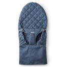 BabyBjörn ανταλλακτικό ύφασμα ρηλάξ - Midnight Blue cotton, 012015