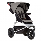 Mountain buggy® Urban Jungle παιδικό καρότσι - Silver UJ-V3-6