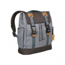 Lassig παιδικό σακίδιο little one & me backpack - small grey