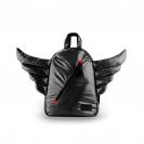 7AM MINI παιδικό backpack Wings - Black