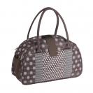Lassig Shoulder bag τσάντα αλλαγής - Multi Mix Slate