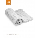 Stokke®  κουβέρτα Merino - Light Grey