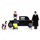Studioroof Boulevard 3D φιγούρες - ST 2 Poodle