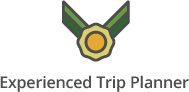 travel planner medal