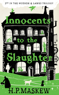 Cover of Innocents To The Slaughter