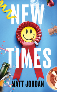 Cover of New Times