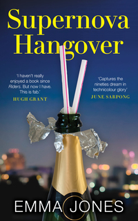 Cover of Supernova Hangover