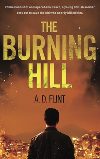 Cover of The Burning Hill