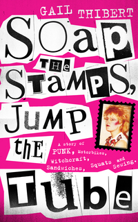 Cover of Soap The Stamps, Jump The Tube