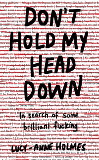 Cover of Don't Hold My Head Down