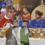 Mediaeval feast   duc de berry 2