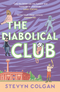 Cover of The Diabolical Club