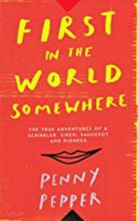 Cover of First in the World Somewhere