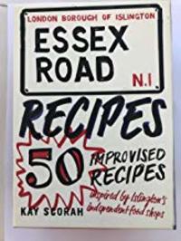 Cover of Essex Road Recipes