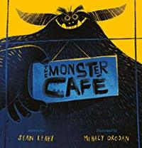 Cover of The Monster Café